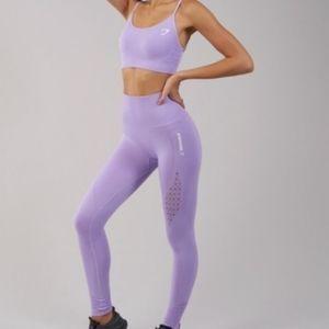 Gymshark Energy Seamless - Light Purple